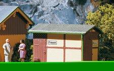 Auhagen 11336 - H0 Bahnhofstoilette