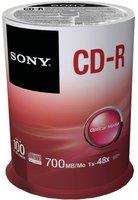 Sony CD-R 48x 700MB (100er Spindel)