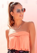 Lascana Bandeau Top Damen