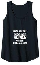 Heine Tank Top Damen