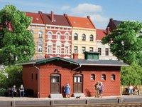 Auhagen 11384 - Bahnhofstoilette