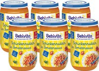 Bebivita Schinkennudeln in Tomatensauce