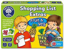 Orchard Toys Shopping List Fruit & Veg (englisch)