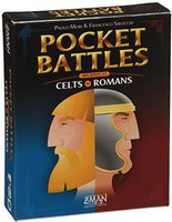 Z-Man Games Pocket Battles: Celts vs. Romans (englisch)