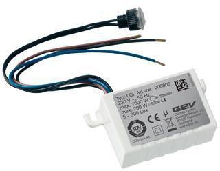 GEV Dämmerungsschalter LCI803
