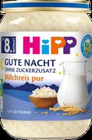 Hipp Milchreis Pur Gute Nacht