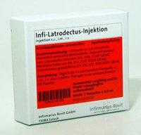 Infirmarius Infi Latrodectus Injektion (10 x 5 ml)