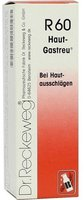 Dr. Reckeweg Haut Gastreu R 60 Tropfen (22 ml)