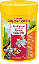 Sera Goldy Color Spirulina (100 ml)