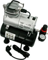 Wiltec Airbrush Mini-Kompressor AS186