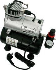 Wiltec Airbrush Mini-Kompressor AS186