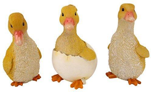 Gartenfigur Ente