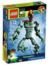 LEGO 8410 Ben 10 Alien Force - Schlammfeuer