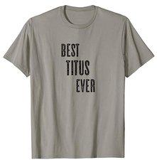 Titus T Shirts Kinder