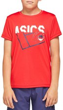 Asics T Shirts Jungen