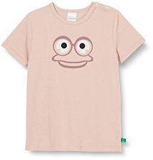Green Cotton T Shirts Jungen