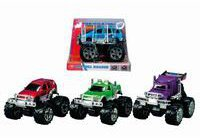 Dickie 4x4 Hill Roader (3314837)