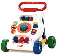 Fisher Price Activity Lauflernwagen