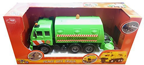 Dickie Heavy City Truck