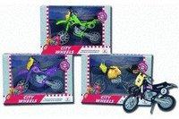 The Toy Company City Wheels - Geländemotorrad (51061)