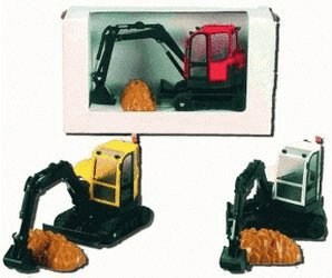 Dickie Mini Digger Spielzeugbagger