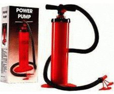 Royalbeach Doppelhub-Pumpe (5 Liter)