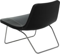 HAY Ray Lounge Chair Leder