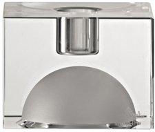 Rosenthal Leuchter 6 cm Blockglas Glatt