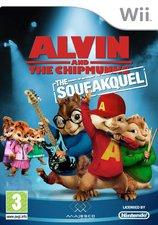 Alvin and the Chipmunks - The Squeakquel (Wii)