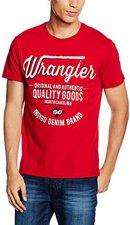 Wrangler T-Shirt Herren