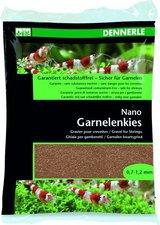DENNERLE Nano Garnelenkies Sumatra braun 2kg