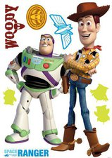Decofun Maxisticker Toy Story