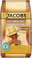 Jacobs Bio Cafe Crema Ganze Bohne 1 kg