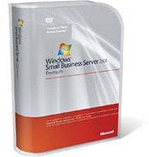 Microsoft Windows Small Business Server 2008 Premium (Reseller Option-Kit) (5 User) (CZ)