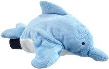 Delphin Handpuppe