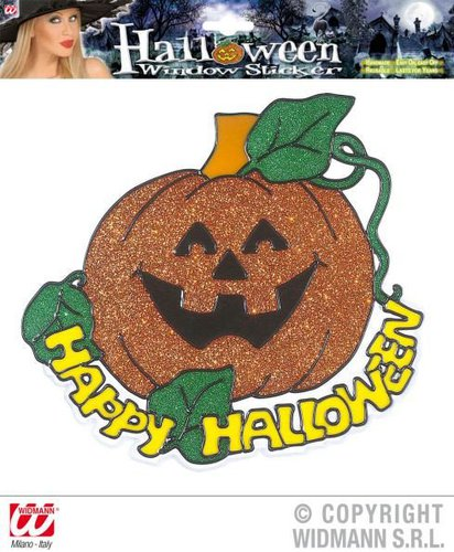 Halloween Fensterbilder