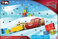 Cars Adventskalender