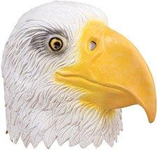 Latex-Maske Adler