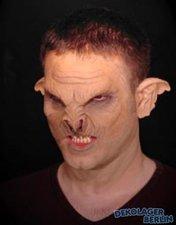 Ork Latexmaske