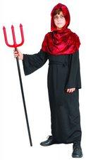 Dämon Halloween Kinder Kostüm