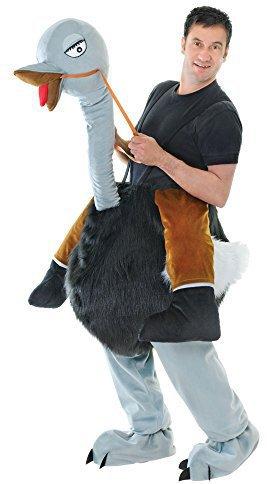Vogel Strauss Kostüm