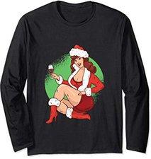 Sexy Weihnachtsmann Kostüm