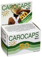 Isar Pharm Carocaps 50 Natur Kapseln (PZN 7727722)