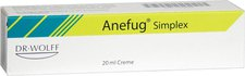 Dr. August Wolff Anefug Simplex Creme (PZN 1798885)