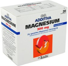 Scheffler Additiva Magnesium 300 mg Pulver (PZN 725803)