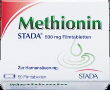 Stada Methionin 500 mg Filmtabletten N2 (PZN 177508)