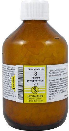 Nestmann Ferrum Phosphoricum D 12 Tabletten (PZN 4130515)
