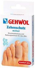 GEHWOL Polymer Gel Zehen Schutz mittel (2 St.)