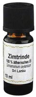 Apotheker Bauer + Cie Zimtrinde 100% atherisches Öl (10 ml)
