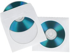 Hama Schutzhüllen CD, DVD 50